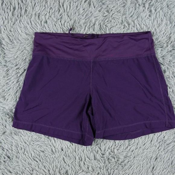 lululemon athletica Pants - Lululemon Purple Shorts Womens Size 6